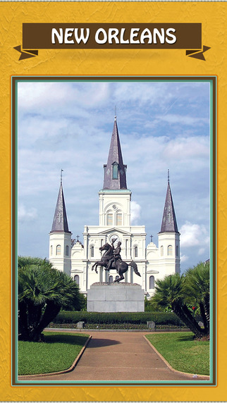 New Orleans Offline Travel Guide