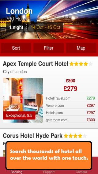 Hotel Discount 70