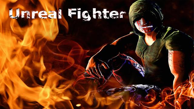 Unreal Fighter Lite