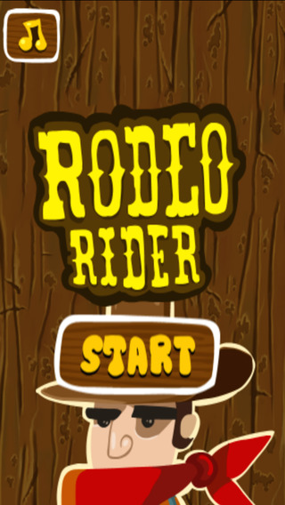 Rodeo Rider - Challenging Bull Riding