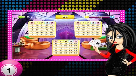 Mega Bingo Jackpot Free