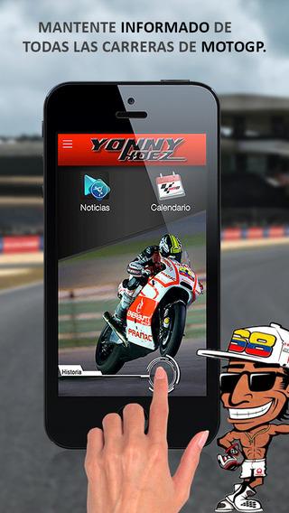 MotoGP Yonny Hernandez Oficial