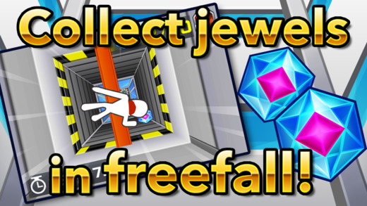 Freefalling Jewel Thief