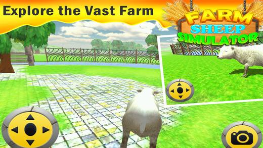 Farm Sheep Simulator