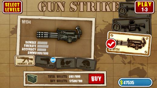 【免費遊戲App】反恐突击队 Gun Strike-APP點子