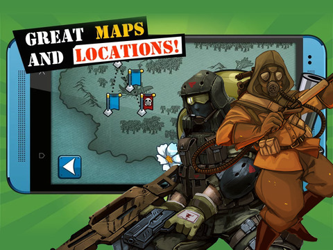 Army Rumble Defence – Battle On Death Island