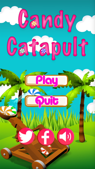 【免費遊戲App】Candy Catapult-APP點子