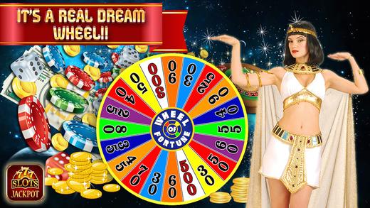 Jackpot Slots 777: Ancient Pyramid Pharaoh Casino Win