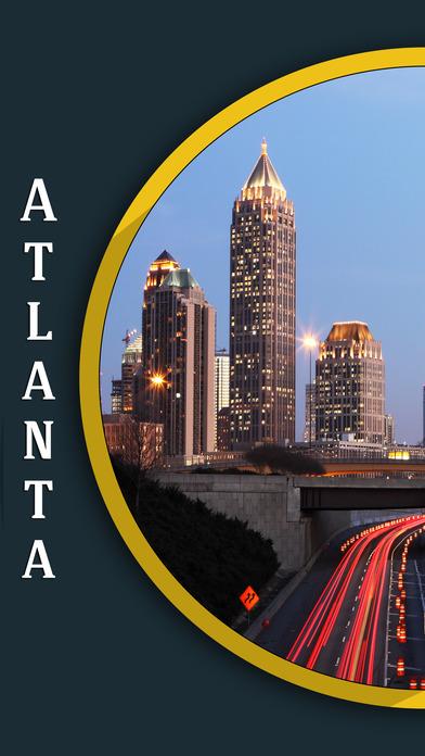 Atlanta Guide iPhone Screenshot 1