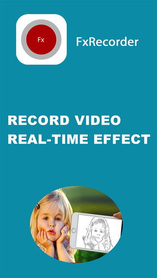 FxRecorder - Record Video Real-time effects