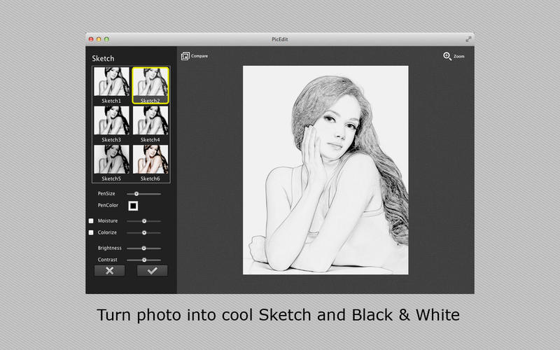 PicEdit Screenshot - 3