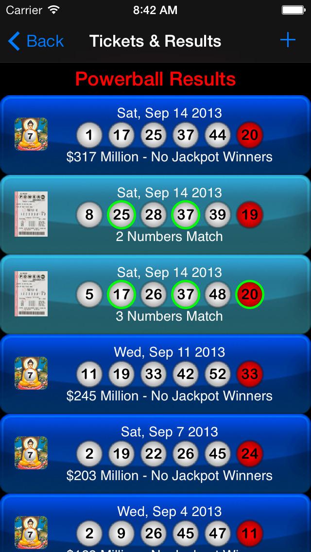 Lotto America - West Virginia Lottery
