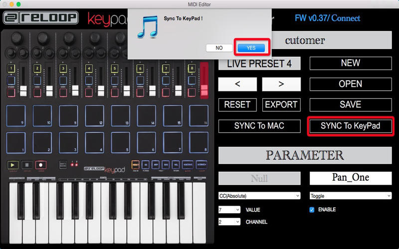 MIDI Editor Screenshot - 5
