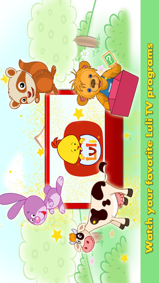 Videos for your Baby: Learning numbers animals colors - Luli TV