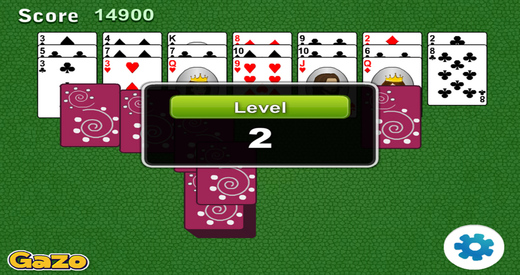 Casino Golf Solitaire