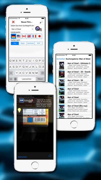 DVDdb iPhone Screenshot 3