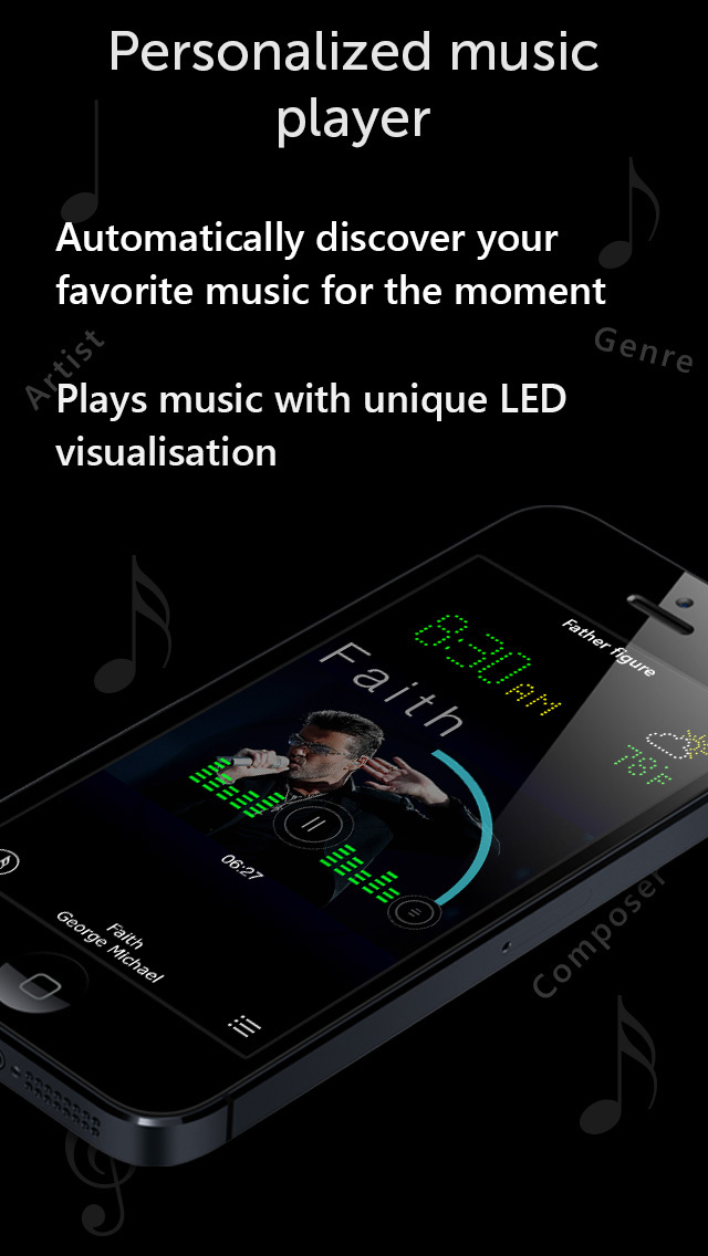 My Music -  Personalized Music Discovery Скриншоты4