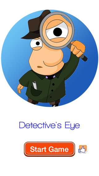 Detective's Eye to find best differences between pictures