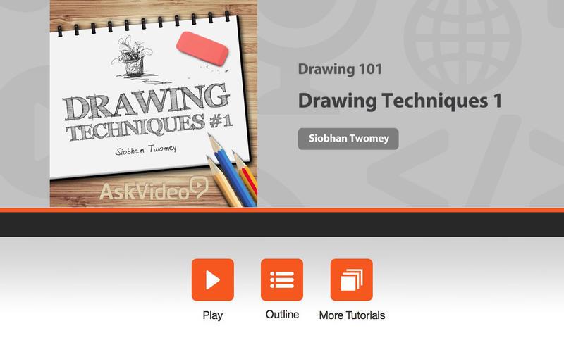 Drawing Techniques 1 Screenshot - 1