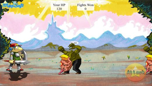 Jolly Hero Street Fight Dragon