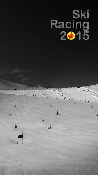 【免費運動App】Ski Racing 2015-APP點子