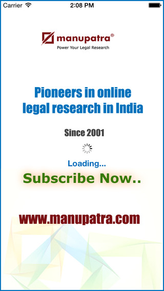 Manupatra - Code of Civil Procedure