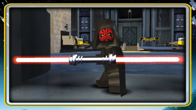 Lego Star Wars - The Complete Saga - A classic 2007 title gets ported to iOS (via @macnn)