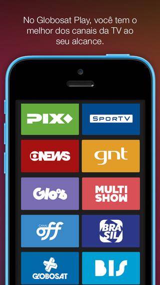 Globosat Play: Filmes Séries e Programas de TV