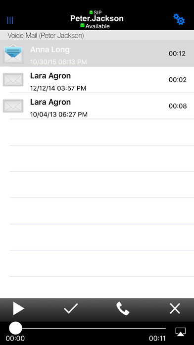 MXconnect iPhone Screenshot 3