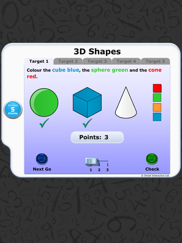 Numeracy Warm Up - 3D Shapes