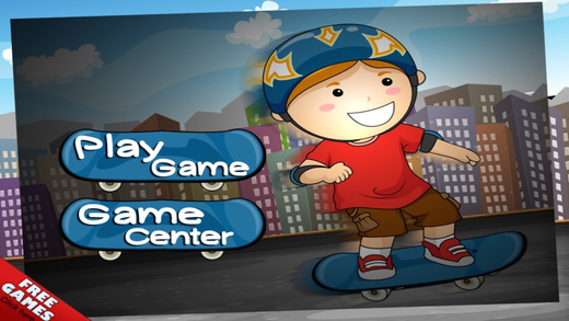 Skate Champ Universe: Don't Touch the Falling Balls Pro
