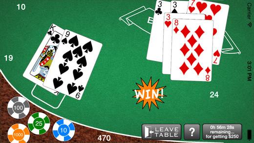 AAA Blackjack - Free Casino Style Blackjack 21