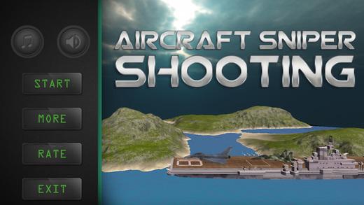Aircraft Sniper Shooting