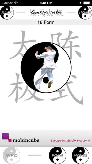 Tai Chi 18 Form