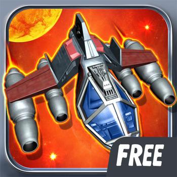 Space Falcon Reloaded Free LOGO-APP點子