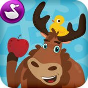 Moose Math – by Duck Duck Moose [iOS]