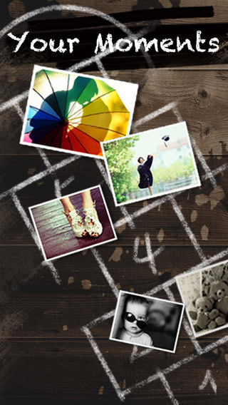 YourMoments - Photo Collage Picture Stitch Effects Pic Editing App for Dropbox.Merry Christmas