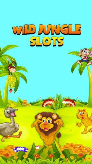 Wild Jungle Slots Pro