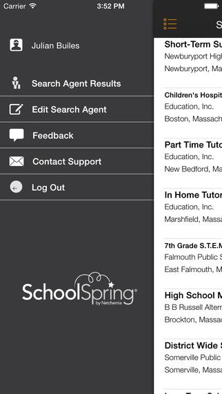 SchoolSpring Job Search
