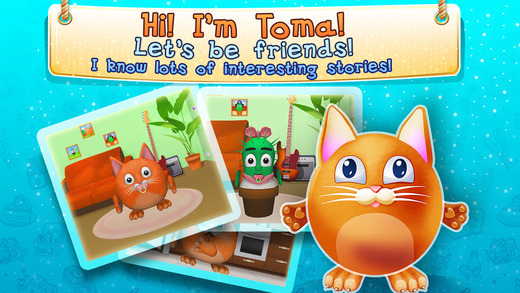 Talking Pet Toma Free