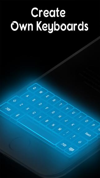 Keyboard Creator - Create Custom Keyboards customize keyboard keys backgrounds font add images and m
