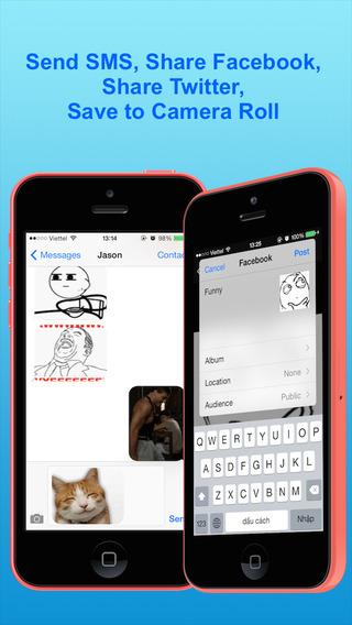 GIFY - Animated GIFs SMS Gif
