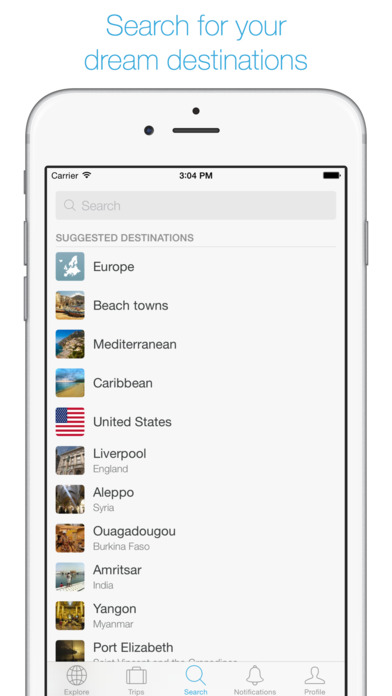 Hitlist - Cheap Flight Deals, Airline Tickets and Last Minute Flights screenshot