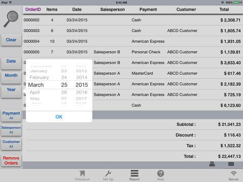 玩免費商業APP|下載Instant Cash Register app不用錢|硬是要APP