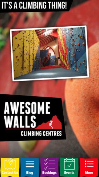 Awesome Walls Climbing Centres