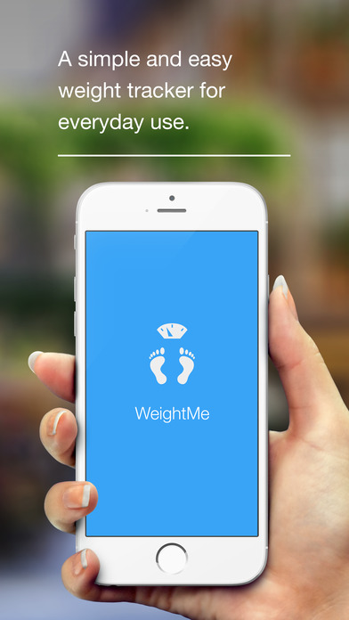WeightMe - Control your weight and BMI