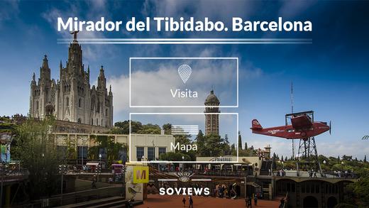 Lookout of Tibidabo. Barcelona