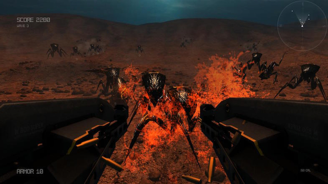 Insects Aliens Shooter