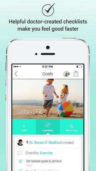 【免費健康App】HealthTap — Ask 62,000 top US doctors and get immediate health advice, answers, tips, medical consults and prescriptions-APP點子