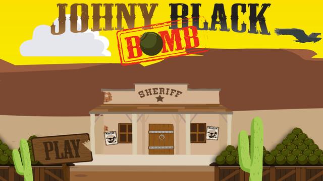 Johny Black Bomb
